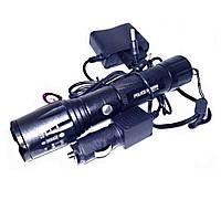 Тактический фонарик Bailong Police T611-T6