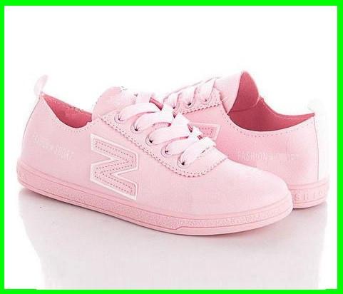 Женские Кроссовки New Balance Розовые Мокасины (размеры: 35,39)