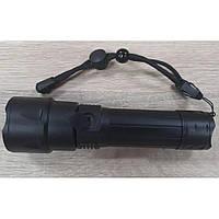 Ручной аккумуляторный фонарь Bailong BL-A75-P70