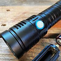 Ручной аккумуляторный фонарь Bailong BL-756-P50