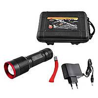 Ручной аккумуляторный фонарь Bailong BL-868-P50