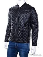 """Куртка мужские """"Forsage"""" 69-36 black (M-3XL) - купить оптом на 7км в одессе, фото 1"""