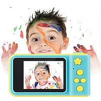 Детский цифровой фотоаппарат Smart Kids Camera V7----БЕЗ ВЫБОРА ЦВЕТА