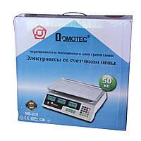 Торговые весы Domotec MS-228 до 40кг