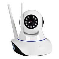 IP камера видеонаблюдения Q5 - на 2 антены  WIFI Smart NET camera Q5