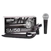 Проводной микрофон Shure SM-58