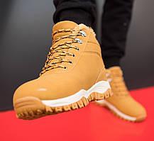 Ботинки ЗИМНИЕ Мужские Кроссовки МЕХ (размеры: 40,41,42,43,44), фото 3