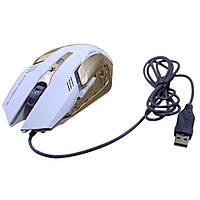 Компьютерная проводная мышь Jedel GM-910