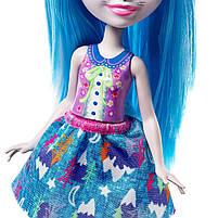 Кукла Enchantimals Энчантималс Волчонок Уинсли FRH40, фото 5