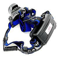Налобный Фонарь с Датчиком Движения Headlamp BL-V9 T6 Sensor *3011012117 [243]