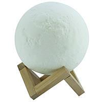 14,5см Светильник ночник луна 3D moon lamp