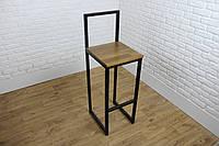 Высокий барный стул для кафе и ресторана