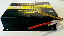 Преобразователь Инвертор с 24В на 12В (40А) ВидеоОбзор, фото 3