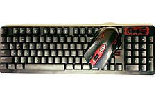 Беспроводная Клавиатура и Мышь комплект - 6500 (Видео Обзор), фото 3
