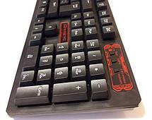 Беспроводная Клавиатура и Мышь комплект - 6500 (Видео Обзор), фото 2