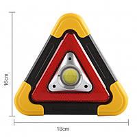 Многофункциональный фонарь-прожектор с аварийной подсветкой Hurry bolt HB-6609