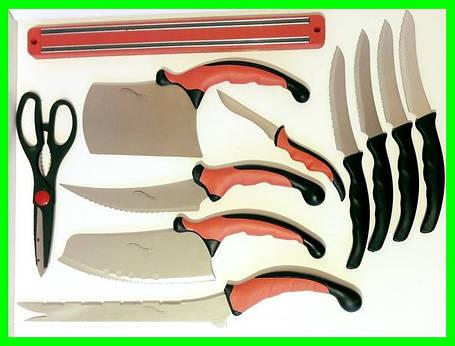 Набор Кухонных Ножей из 11 Предметов CONTOUR PRO, фото 2