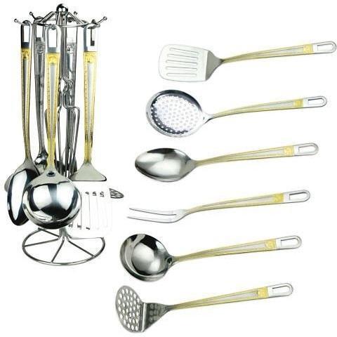Набор кухонных принадлежностей 7 пр Rainstahl RS-8158-7