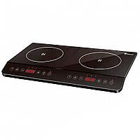 Индукционная плита Domotec MS-5872 BLACK