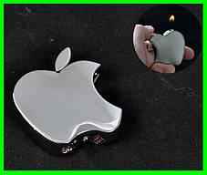 Зажигалка Apple Металлическая Газовая, фото 2