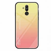 Чехол Huawei Mate 20 Lite Gradient Hello