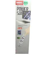 Удлинитель 2 SOCKET / 4 USB модель  BKL-08