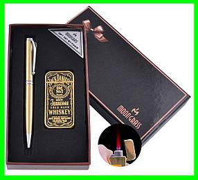 Подарочный Набор Ручка и Зажигалка Jack Daniel's