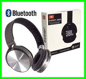 Накладные Bluetooth Наушники JBL с Mp3 Плеером Беспроводные Блютуз - 950