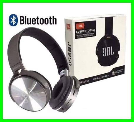Накладные Bluetooth Наушники JBL с Mp3 Плеером Беспроводные Блютуз - 950, фото 2
