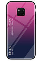Чехол Huawei Mate 20 Pro Gradient Hello
