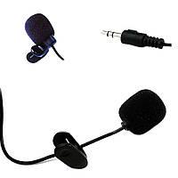 Петличный микрофон yw-001 mini mic