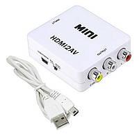 Конвертер mini HDMI в AV *3011012972 [1990]