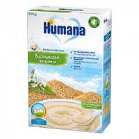 Каша молочная гречневая хумана humana, 200г, 4+
