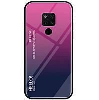 Чехол Huawei Mate 20X Gradient Hello