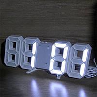 Настольные Часы LY-1089 Белые