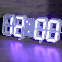 Настольные Часы LY-1089 Синие