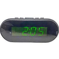 Настольные Часы VST 712-2 Зелёные