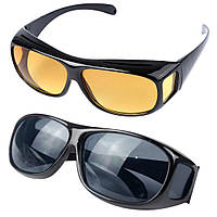 Антибликовые очки 2 in HD Vision 2pcs