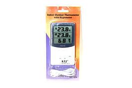 Термометр цифровой внутренний/наружный TA-318