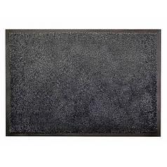 Решіток килимок волого і грязе вловлюючі розрізний ворс 150х240х0,11 см Premium графіт