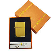 USB зажигалка 0187