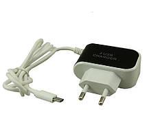 Зарядка Для Телефона на 3 USB Адаптер Зарядное Устройство Универсальное зарядное устройство., фото 3