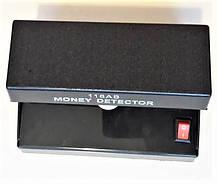УФ Детектор Валют Банкнот от сети 220в (Видео Обзор)Детекторы проверки подлинности валюты., фото 3