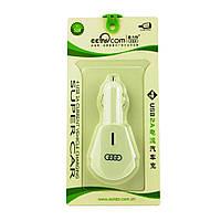 Автомобильная зарядка на 4 USB SUPER CAR 528 *3011012896 [206]