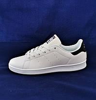 Кроссовки ADIDAS Stan Smith Белые Мужские Адидас (размеры: 41,42,43,44,46) Видео Обзор, фото 2