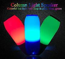 Bluetooth-FM-Колонка с Цветной Подсветкой в Стиле JBL Pulse, фото 3