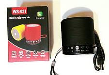 Мобильная Bluetooth-FM-Колонка - 631 (Видео Обзор), фото 3