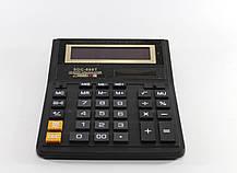 Калькулятор Бухгалтерский Профессиональный Калькуляторы настольные большие., фото 3