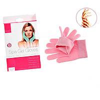 Косметические гелевые увлажняющие перчатки Spa Gel Gloves