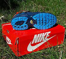 Мужские кроссовки синие Nike Air Max Plus OG Синие Найк  Кроссовки мужские найк Видео Обзор, фото 2